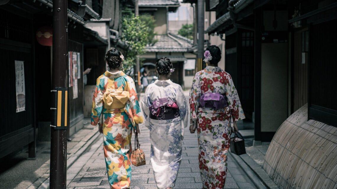 Comment se porte le Kimono dragon ?